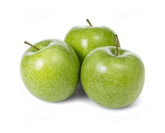 Яблуко Гренні Сміт відбірне 100г