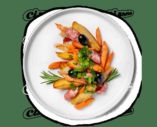 Картопля по-мисливськи 100г