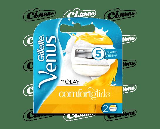 Картридж для гоління Venus Venus&Olay 2шт/уп