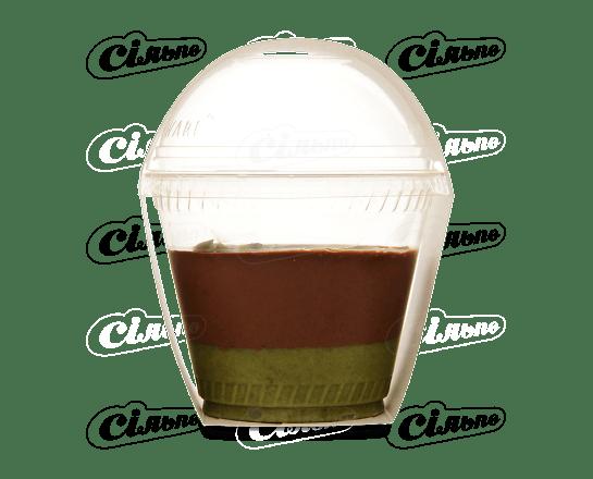 Десерт Green Chef Мус Авокадо та шоколад 160г
