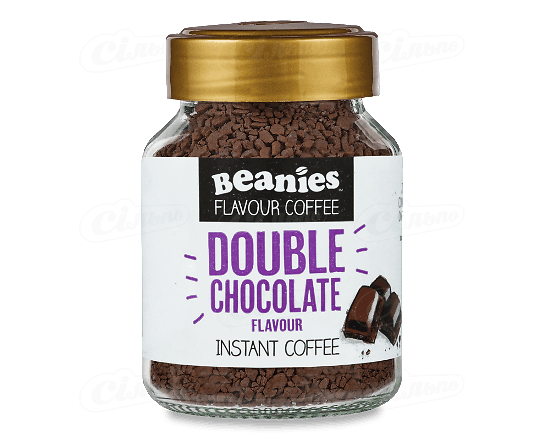 Кава розчинна Beanies Double Chocolate 50г