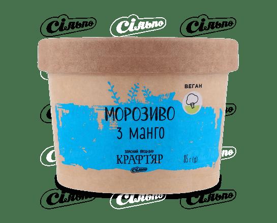 Морозиво «Крафтяр» з манго 85г