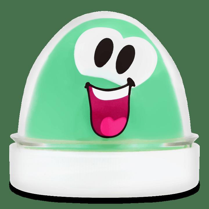 Пластилін для ліплення Genio Kids Smart gum світиться шт