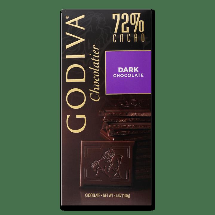 Шоколад чорний Godiva 72% 100г