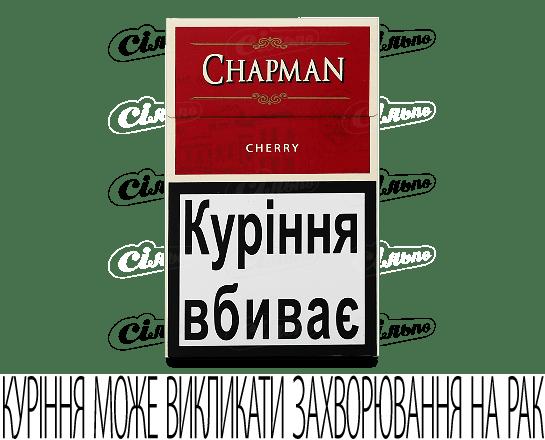 Цигарки Chapman Cherry пачка